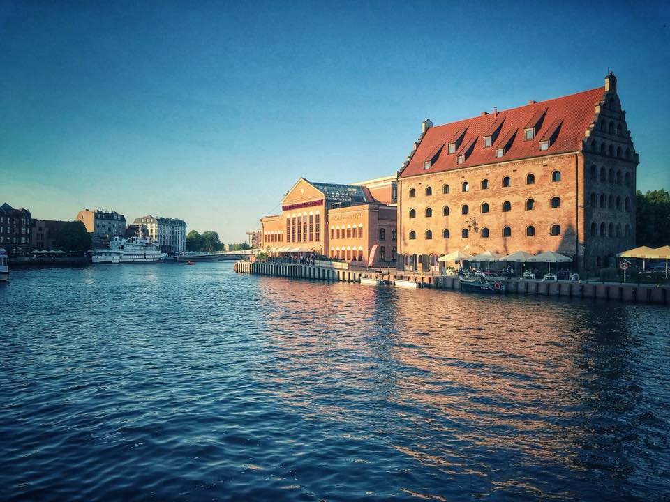 Gdansk viikonloppukohteena