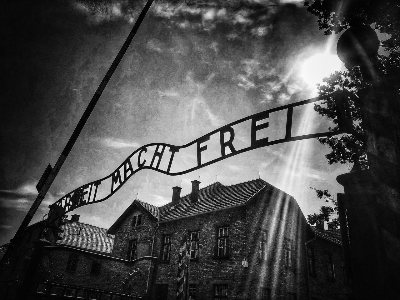 Auschwitz-Birkenau keskitysleirit