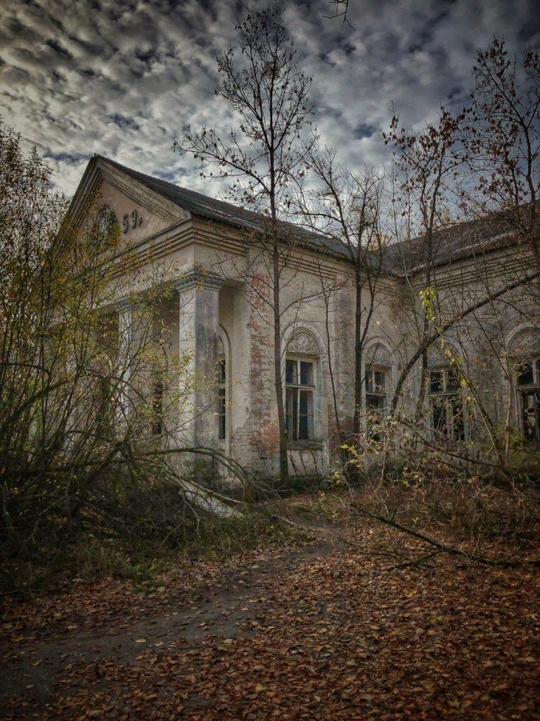 Matka Tsernobyliin
