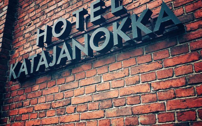 Hotel katajanokka ja pieni pako arjesta